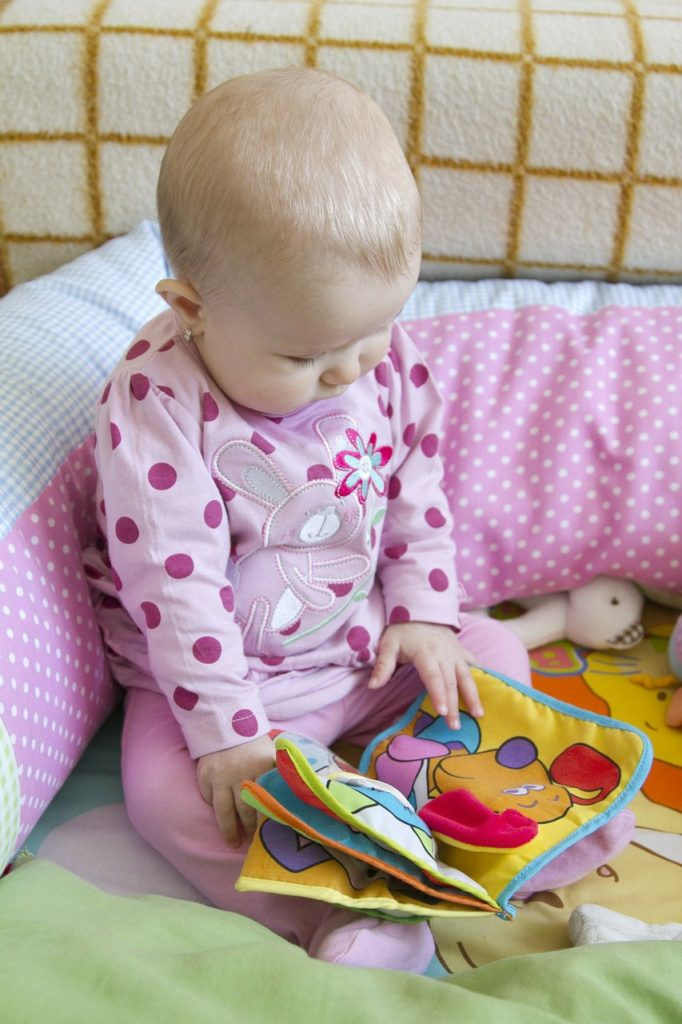 Soft Books Essential for Infant's First Year of Learning
