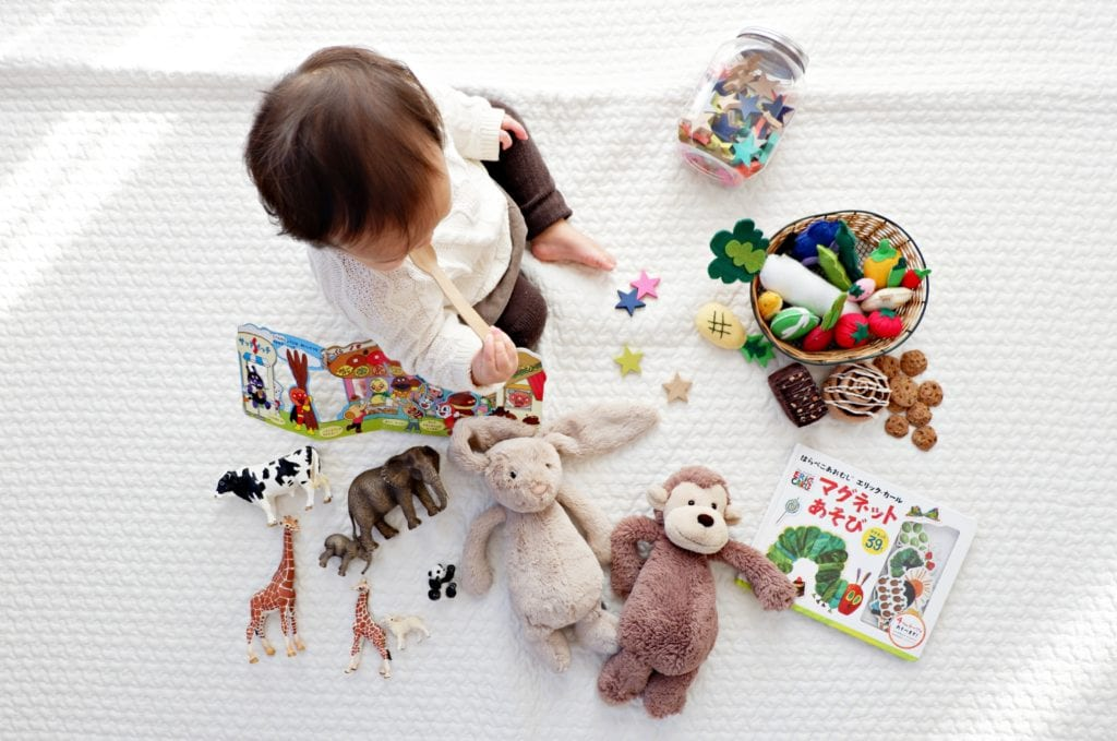 The Children Toys: Not Only Fun But Also Eco-Friendly